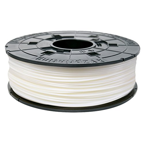 XYZprinting RF10XXEUZZE Filament, ABS, 600 g, Blanche Neige