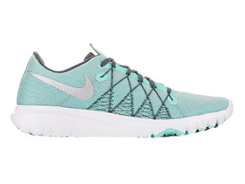 5 NIKE Flex US Wolf Mtlc Shoe Fury Silver 7 Womens Hyper 2 Running B Grey M Turquoise qRU0w