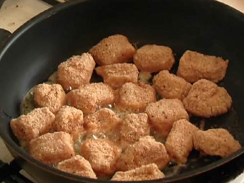 How to Make Chicken Nuggets - Drink 500g