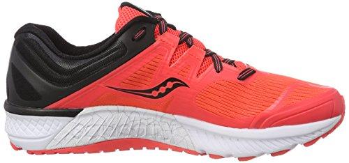 Rød Red Kvinde Iso Blk Saucony Guide 2 Sneakers vizi SIxH0Tq