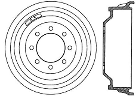 Semi Brake Drum
