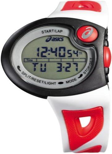 Simpático Rizo Tóxico  Amazon.com: Asics Active Running Men's Quartz Watch QA5349002: Sports &  Outdoors