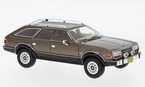 allic-Brown, 1981, Model Car,, Neo 1:43 ()