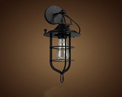 Amerikanischen Land pastoralen Stil retro Industriewandlampe Wohnzimmer Restaurant Bar Dock