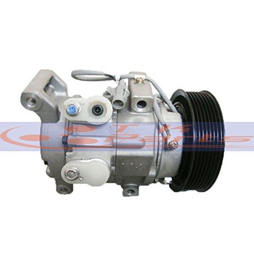 TKParts New A/C Compressor 88320-0K080 For Toyota vigo / hilux 2004-2009