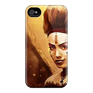 Premium Black Witch Heavy-duty Protection Cases For Iphone 6