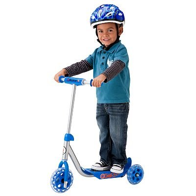 Razor Jr. Lil' Kick Scooter - Blue toy gift idea birthday