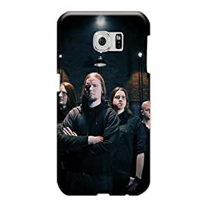 Cases-best-covers Samsung Galaxy S6 Excellent Cell-phone Hard Cover Custom Nice Insomnium Band Pattern [Kku887HqUK]