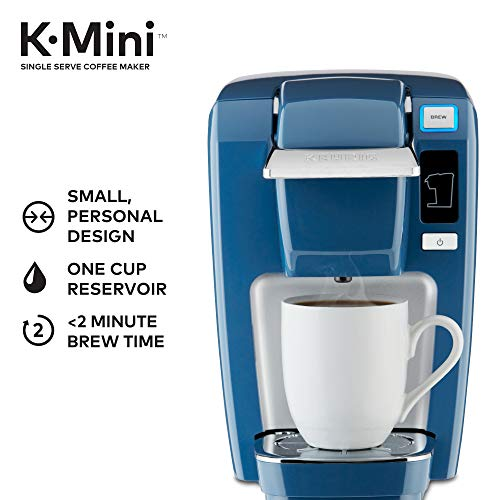 Blue coffee makers