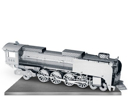 Fascinations Metal Works 3D Laser Cut Model - Steam Locomotive