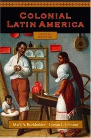 Colonial Latin America ()