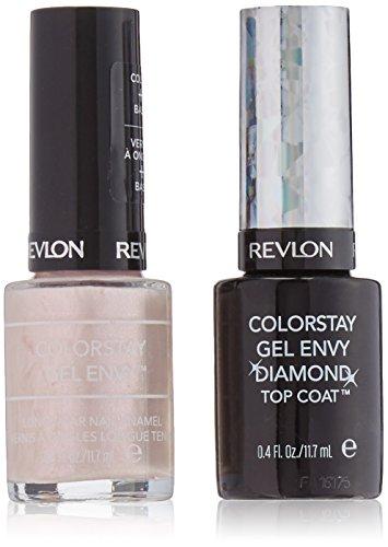 Revlon ColorStay Gel Envy Value Packs, Beginner's Luck + Top Coat