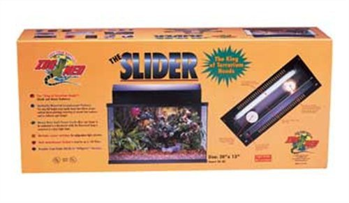 (Zoo Med Deluxe Slider Reptile Hood 36-Inch)