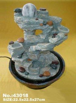 Indoor Outdoor Stones Design Water Fountain by ssChinatown