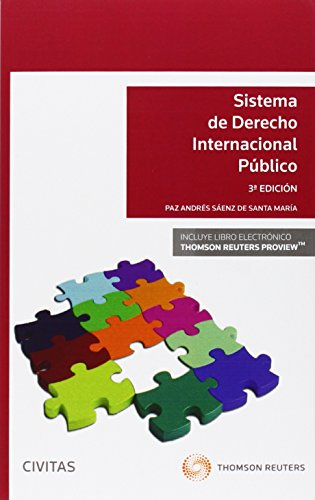 Descargar Libro Sistema De Derecho Internacional Público A Paz Andrés Sáenz