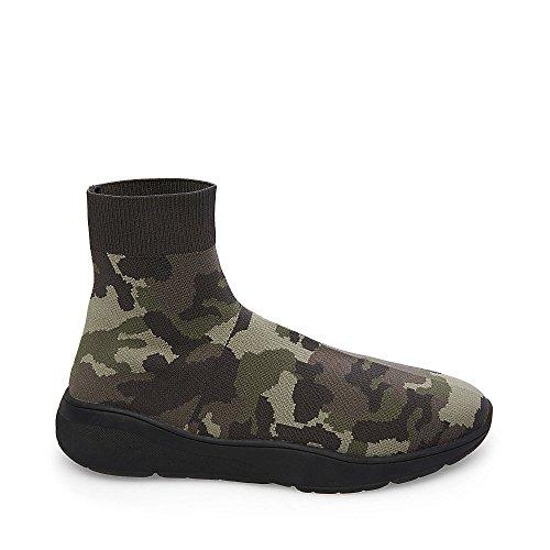 Green Fling Madden Men's Camo Sneaker Steve wHEqPIP
