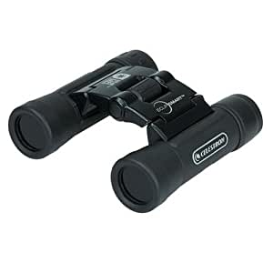 Celestron EclipSmart 2017 North American Total Solar Eclipse Binocular, Black, 10x25 (71237)