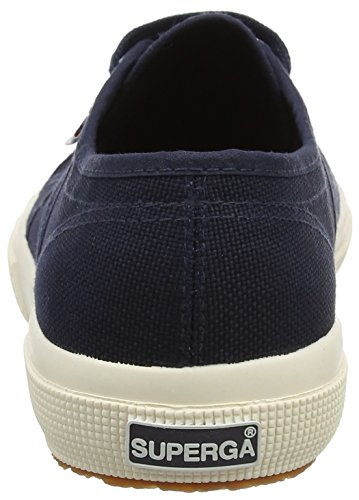 Basses Superga Classic Mixte Cotu navy Bleu Baskets Adulte ZxOqx