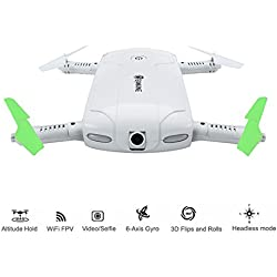 EACHINE E50 WIFI FPV Quadcopter With Camera RC Mini Quadcopter Selfie Pocket Drone
