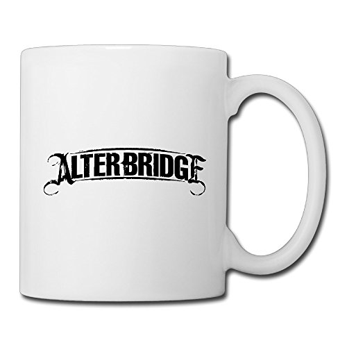 Christina Alter Bridge Band Logo Ceramic Coffee Mug Tea Cup - Lenes Logo