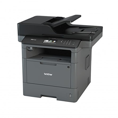Brother MFCL5900DW Business Monochrome Laser : All-in-One with Advanced Duplex and Wireless Networking, Amazon Dash Replenishment Enabled by Brother (Image #3)