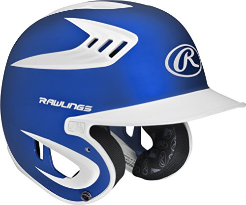Rawlings Translucent Matte Batting Helmet product image