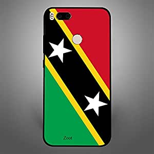 Xiaomi MI A1 Saint Kitts Flag
