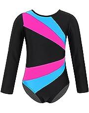 Happy Cherry Gymnastics Leotards for Girls Dance Ballet Suit Dancewear Activewear for 5-14 Years