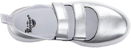 Women's Santos Mae Sneaker Martens Silver Dr vC5qBn