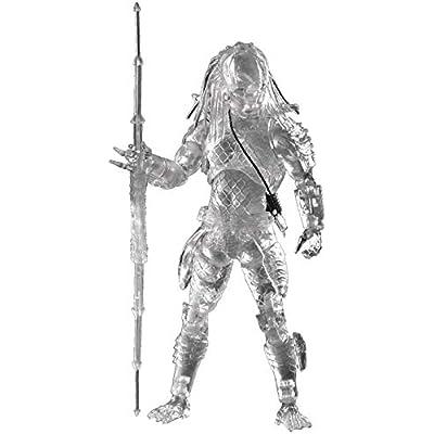 Hiya Toys Predator 2: Invisible City Hunter Prdator 1: 18 Scale 4