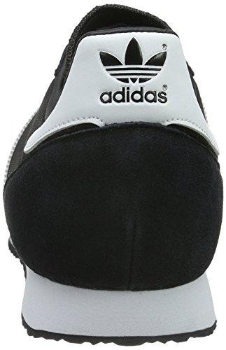 adidas Zx Racer, Zapatillas De Deporte para Hombre, Azul Negro / Blanco (Negbas / Ftwbla / Negbas)