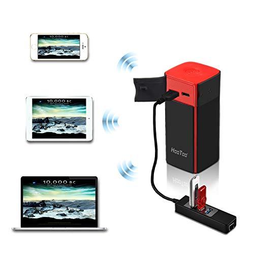 HooToo Wireless Travel Router- The tripmate titan