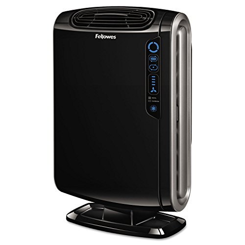 AeraMax Air Purifiers, HEPA and Carbon Filtration, 190 sq ft Room Capacity, BK