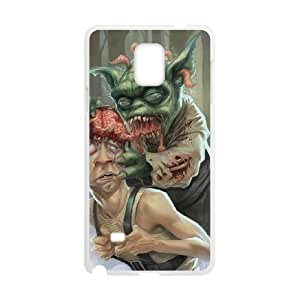 YNFYC Zombie Phone Case For Samsung Galaxy note 4 [Pattern-1]