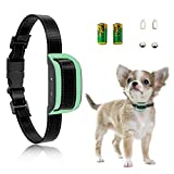 MASBRILL Shock Bark Collar, Stop Barking Effective by Harmless Shock and Sounds, Safe