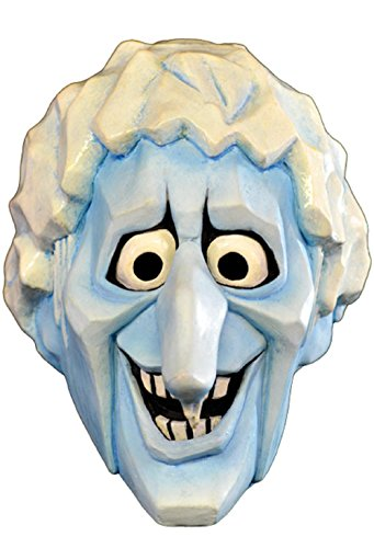 The Year Without a Santa Claus - Snow Miser Halloween Mask ()