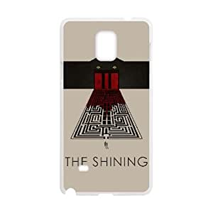 WJHSSB Diy case The Shining 2 customized Hard Plastic Case For Samsung Galaxy note 4 [Pattern-5]