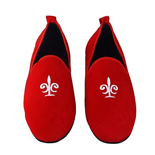 Indian Jutti Mens Matching Facioun Da For 7 Mens Red Shoes Tradition Mojari Ethnic Loafer UAn0Pnpq