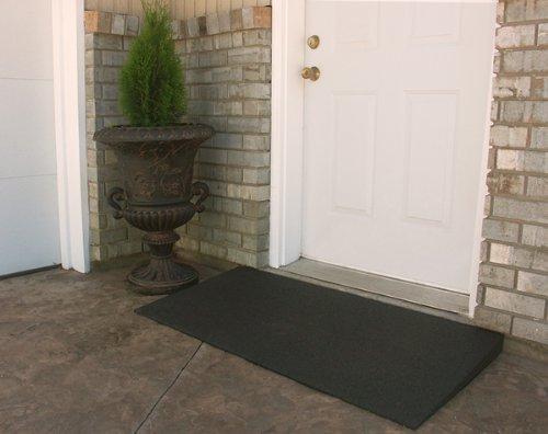 E. Z. Access Rubber Threshold Ramp