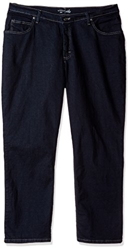 - Riders by Lee Indigo Women's Petite Plus Joanna Classic 5 Pocket Jean, Rinse, 18P