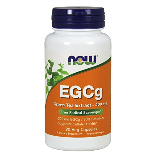 NOW EGCg Green Extract Capsules product image