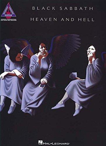 Black Guitar Sabbath (Black Sabbath - Heaven and Hell (Guitar Recorded Versions))