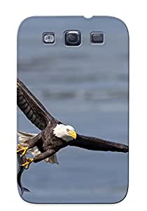 Galaxy S3 Scratch-proof Protection Case Cover For Galaxy/ Hot Eaglefish Fishe3s Eagles Phone Case