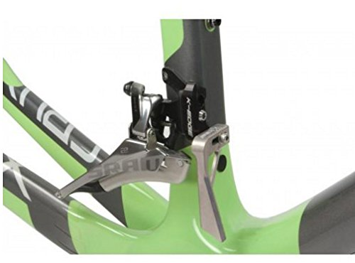 K-Edge Cross Double XL Bicycle Chain Catcher (Braze-on) by K-Edge (Image #2)