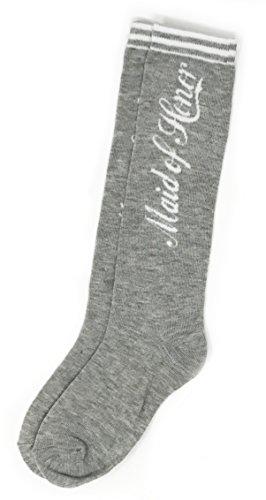 Ladies Gift Socks Set (Women's Bridal Party Wedding Day Socks Gift- Bride, Maid Of Honor, Bridesmaid (Maid of Honor))