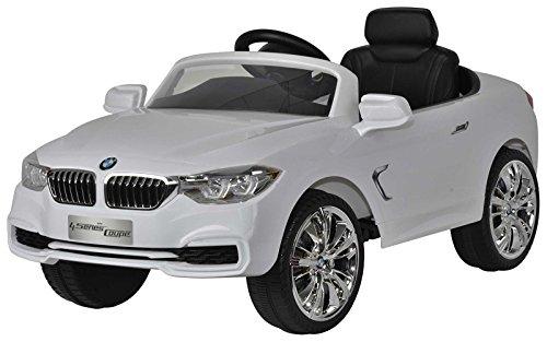 Best Ride On Cars BMW 4 Series 12V , White