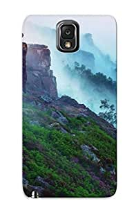 New Design Shatterproof GAXWlSt3192jvSBP Case ForSamsung Galaxy S6 (rocks On The Misty Mountains ) For Lovers