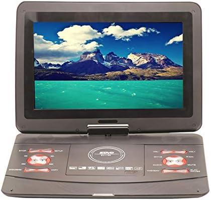 ポータブルDVDプレーヤーのギフトは子供の研究のカーヘッドレストマウント旅行のためのデュアルスピーカーと12.1Inスイベルスクリーンをサポート