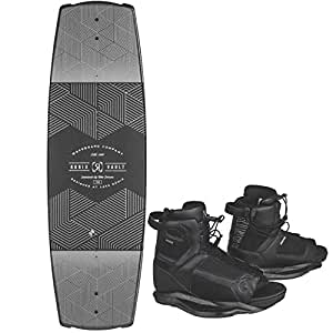 Ronix 134 - Vault Wakeboard Package w/Divide Boots - 5-8.5 (2019)