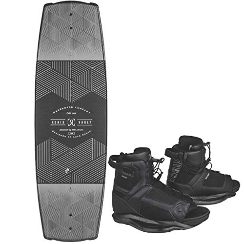 Used, Ronix 139 - Vault Wakeboard Package w/Divide Boots for sale  Delivered anywhere in USA